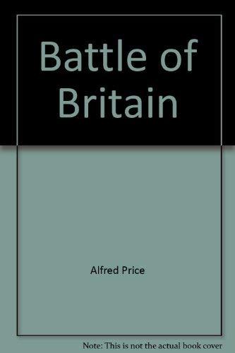 9780879384746: Battle of Britain
