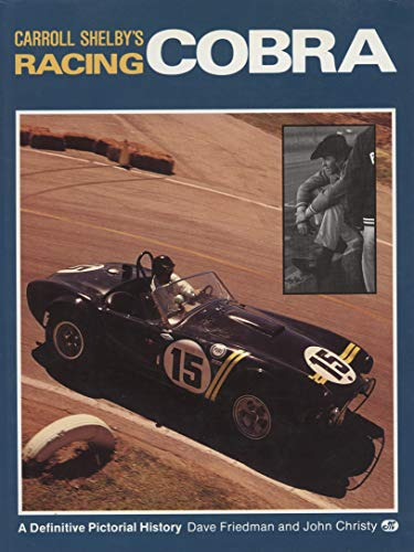 9780879384814: Carroll Shelby's Racing Cobra