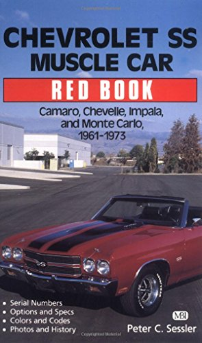 9780879385019: Chevrolet SS Muscle Car Red Book