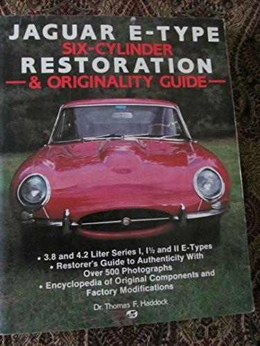 9780879385163: Jaguar E-Type Six-Cylinder Restoration & Originality Guide