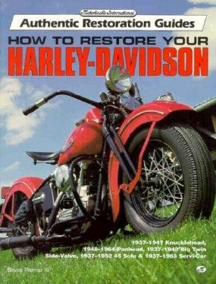 9780879385286: How to Restore Your Harley-Davidson
