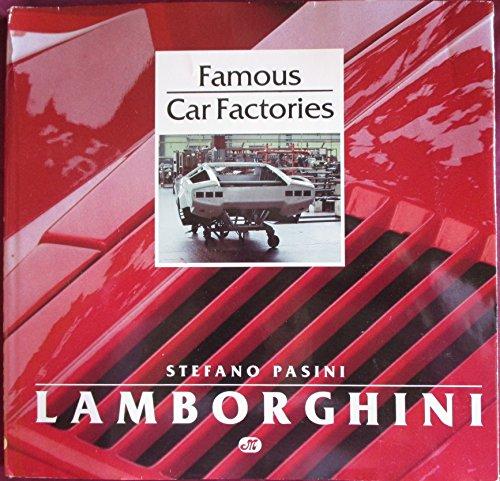9780879385576: Lamborghini