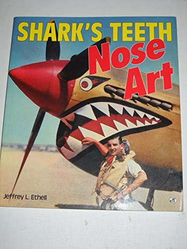 Shark's Teeth Nose Art