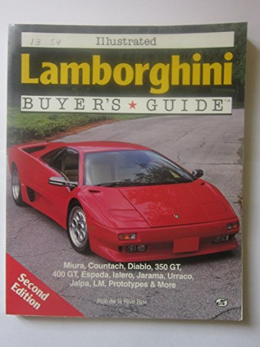 9780879386009: Illustrated Lamborghini Buyer's Guide (Illustrated Buyer's Guide)