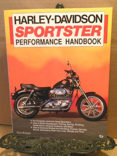 9780879386016: Harley-Davidson Sportster Performance Handbook (Performance Handbook Series)