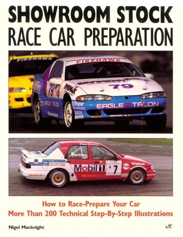 9780879386528: Showroom Stock Race Car Preparation