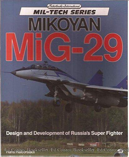 Mikoyan MiG-29: Hans Halberstadt