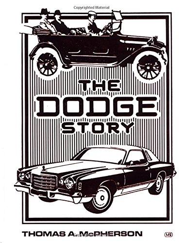 9780879386979: The Dodge Story (Crestline)