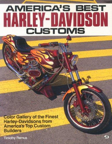 9780879387020: America's Best Harley-Davidson Customs