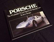 9780879387075: Porsche: The 4-Cylinder, 4-Cam Sports and Racing Cars