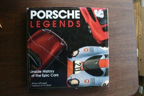 9780879387105: Porsche Legends: Inside History of the Epic Cars