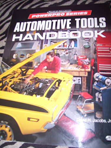 9780879387129: Automotive Tools Handbook (Motorbooks International Powerpro Series)