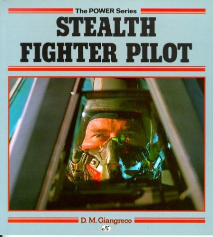 9780879387167: Stealth Fighter Pilot (Power Series)