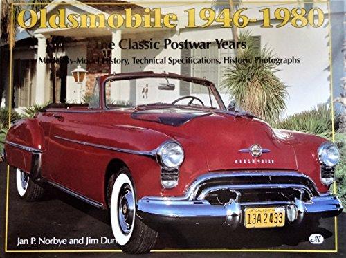 9780879387310: Oldsmobile 1946-1980: The Classic Postwar Years