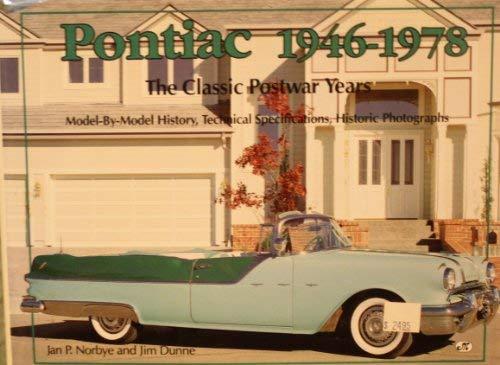 9780879387327: Pontiac 1946-1978: The Classic Postwar Years