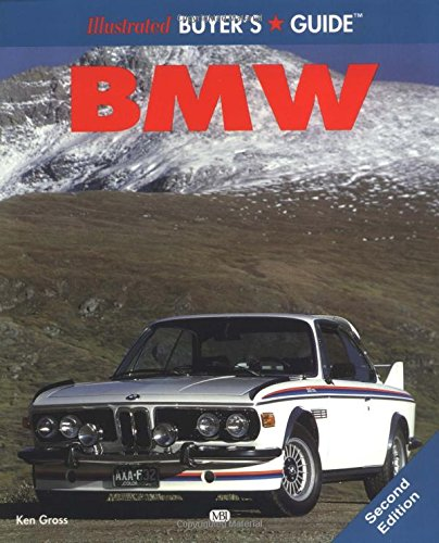 9780879387549: Illustrated BMW Buyer's Guide (Illustrated Buyer's Guide)