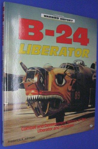 9780879387587: B-24 Liberator