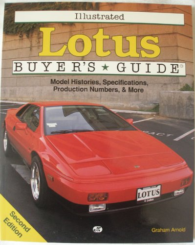 9780879387785: Illustrated Lotus Buyer's Guide (Illustrated Buyer's Guide)
