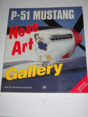 9780879387822: P-51 Nose Art Gallery