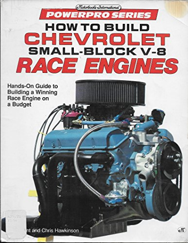 9780879387839: Small-Block V-8 Race Engines (Motorbooks International Powerpro Series)