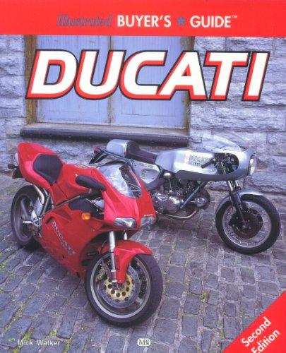 9780879387969: Illustrated Ducati Buyer's Guide (Illustrated Buyer's Guide)