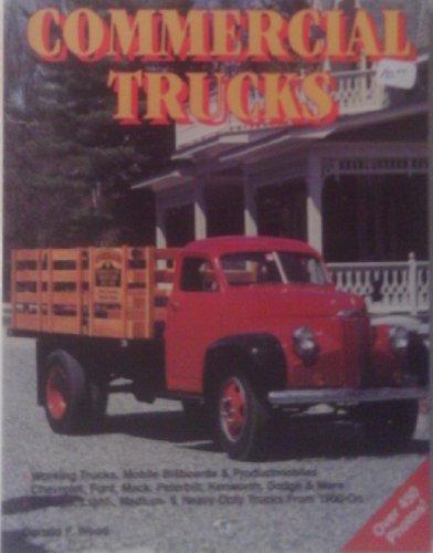 9780879388119: Commercial Trucks (Motorbooks International Crestline)