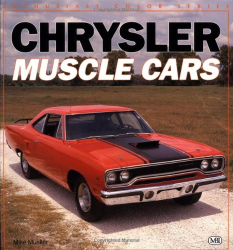 9780879388171: Chrysler Muscle Cars