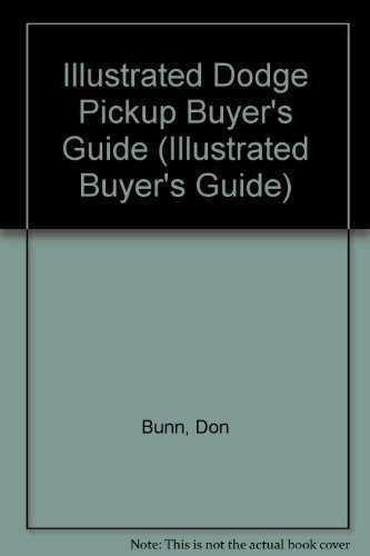 9780879388478: Illustrated Dodge Pickup Buyer's Guide