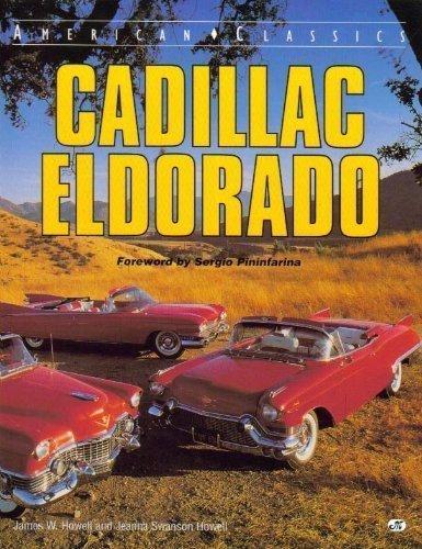 9780879388799: Cadillac Eldorado (American Classics)