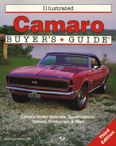 9780879388959: Illustrated Camaro Buyer's Guide