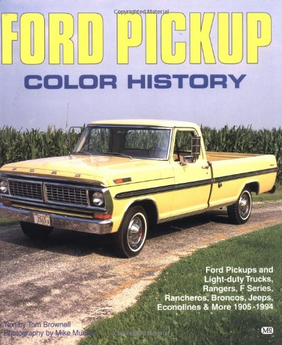 9780879389130: Ford Pickup Color History