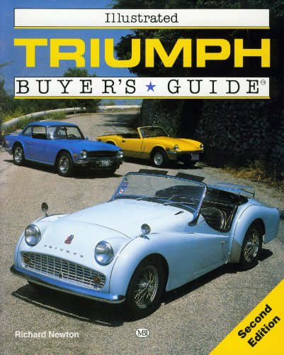 ILLUSTRATED TRIUMPH BUYER'S GUIDE : Second Edition