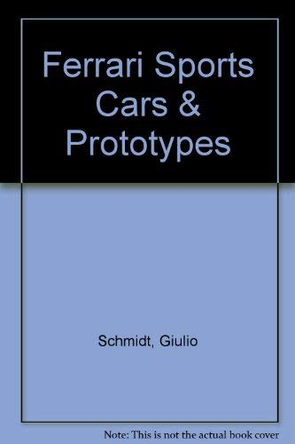 9780879389666: Ferrari Sports Cars & Prototypes
