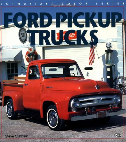 9780879389871: Ford Pickup Trucks (Enthusiast Color)