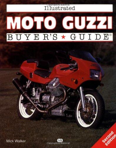 9780879389888: Illustrated Moto Guzzi Buyer's Guide