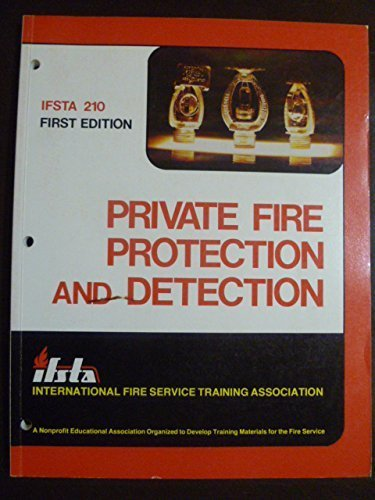 9780879390365: Private fire protection and detection