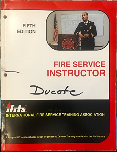 9780879390877: Fire Service Instructor