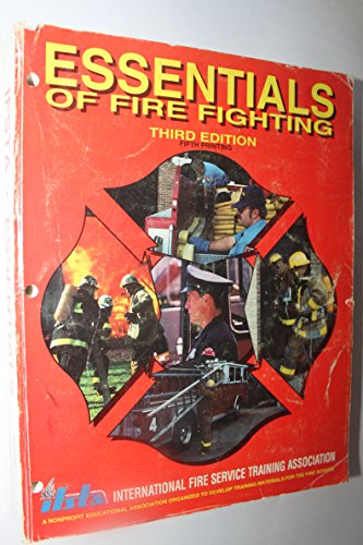 9780879391010: Essentials of Fire Fighting 3ED