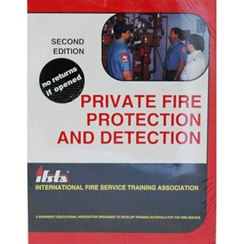 9780879391102: Private Fire Protection and Detection/Ifsta 35703