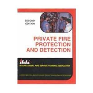 Private Fire Protection and Detection IFSTA #35703: Smith, Carol M.;