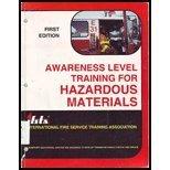 9780879391171: Awareness Level Training for Hazardous Materials