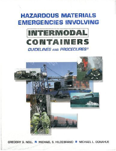 9780879391263: Hazardous Materials Emergencies Involving Intermodal Containers: Guidelines and Procedures