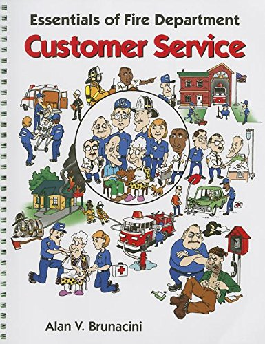 Essentials of Fire Department Customer Service (0879391278) by Alan V. Brunacini