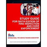 9780879391591: Study Guide for Fire Inspection and Code Enforcement