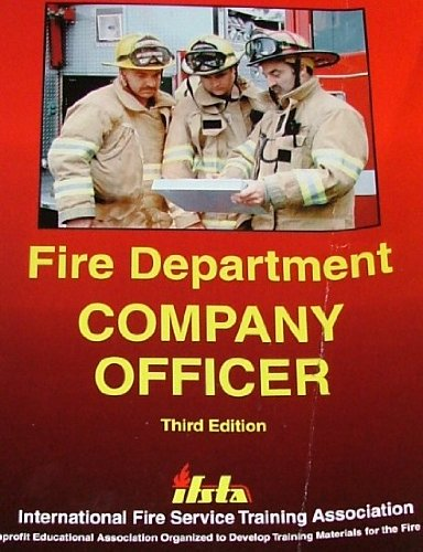 9780879391614: Fire Department Company Officer
