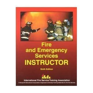 9780879391676: Fire and Emergency Services Instructor