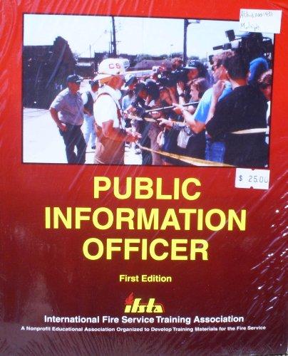 Public information officer: Charlesworth, Michelle