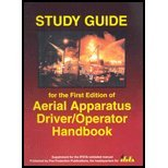 9780879391904: Study Guide for the First Edition of Aerial Apparatus Driver/Operator Handbook