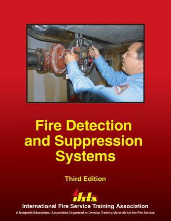 Fire Detection and Suppression Systems: Boothroyd, Ted
