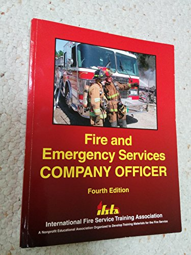 9780879392819: Fire and Emergency Services Company Officer
